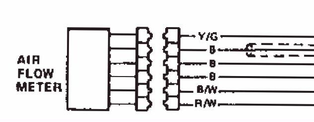 Wiring Diagram For Z32 Afm : Z maf wiring diagram images